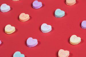 Des bonbons pour vous donner une coup de fouet pendant l'effort